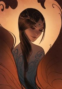 "Selenada, ""Fire Phoenix"", CC BY-NC-ND 3.0"