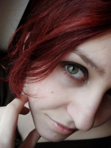 "Andreea (Fulgerash), ""Redhead"", CC BY-NC-ND 3.0"