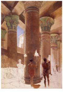 Lawrence Alma-Tadema, szkic