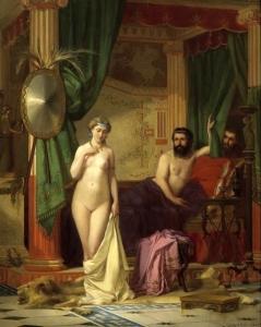 "Charles Désiré Hue, ""Mit o królu Kandaulesie"""