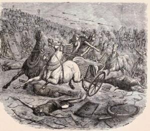 Clare, Israel Smith, ilustracja z 1847